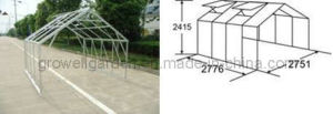 Extension Greenhouse for Any Length (HB9′ EXT) pictures & photos