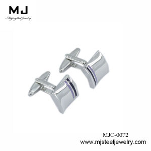 Fashion Polished Cufflink in 2013 Mjc-0072