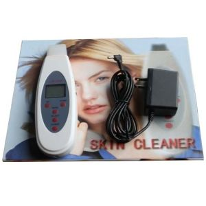 Hand Held Portable Ultrasonic Skin Scrubber Lw-006 pictures & photos