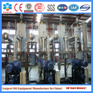 2015 China Best Selling Huatai Brand Crude Oil Refinery Machine Equipment with Certifications CE, SGS and ISO Approved