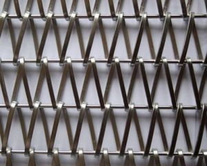 Wire Ring Belt (Stainless Steel Wire Mesh)