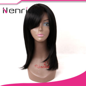Lace Frontal Vanessa Synthetic Human Hair Wig for Black Women Long Short Style Straight Wigs