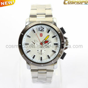 Customize Design Men Metal Watch for Gift (SA1143)