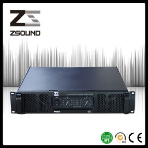 Zsound Ms 450W PRO Audio Sonic Transformer Power Amplifier pictures & photos