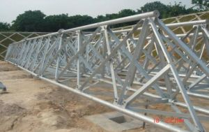500kv Single of Steel Tower pictures & photos