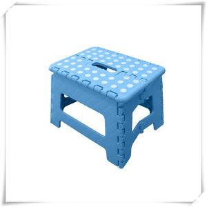 Household Plastic Good Cushion Folding Stool Vk14024