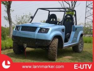 7.5kw Electric Buggy EEC pictures & photos