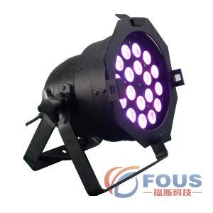 China 18PCS 3W 3 in 1 LED PAR Light / PAR 64 LED / Stage Lighting ...