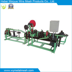 Single Line Barbed Wire Machine pictures & photos