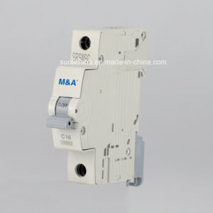 New HAV8 Miniature Circuit Breaker MCB with High-Breaking Capacity Ce Standard pictures & photos