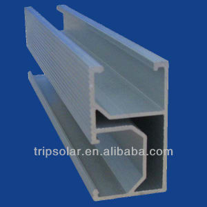 Solar Aluminum Rail for Panel Mounting