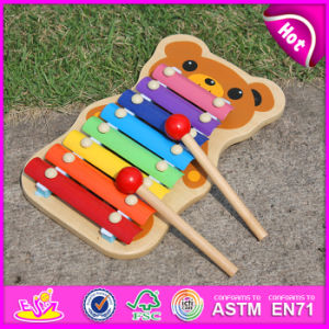 2015 Hand Wooden Music Toy for Kids, Lovely Wooden Toy Music for Children, Music Instrument Set Cute Wooden Xylophone Toy W07c036 pictures & photos