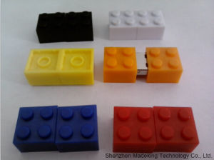 Building Block USB Memory/Customized USB Flash Drive pictures & photos
