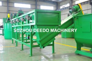 Plastic Recycling Machine for PP PE pictures & photos