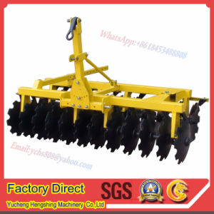 Farm Power Tiller Fonton Tractor Trailed Disc Harrow pictures & photos