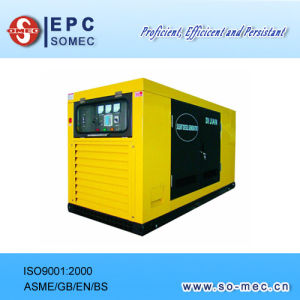 Power Plant Auxiliary Equipment - Diesel Generator pictures & photos