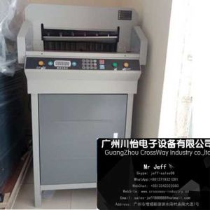 CNC Controlled Paper Cutter for Photographic and PVC Films 4606r