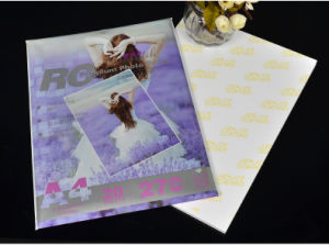 RC High Glossy Photo Paper for All Inkjet Printer (GSBRCA4-001)