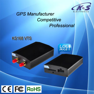 Advanced Car GPS Tracker with Fule Control and Speaker for Voice (KS168V)