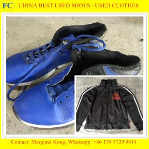 Looking for Long Term Customer Sorted Wholesale Used Shoes