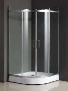 Shower Doors with Stainless Steel Frames (SD-026) pictures & photos