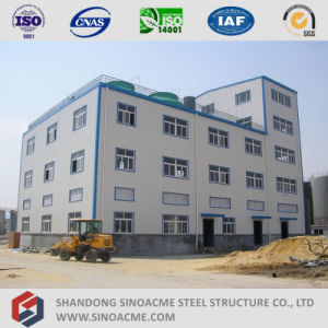 Sinoacme Multi Story Steel Frame Workshop Fabrication pictures & photos