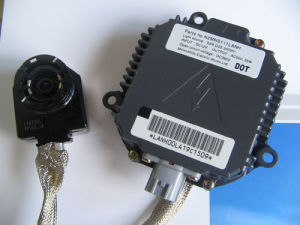 OEM 07-09 Nissan 350Z Xenon Ballast Igniter /& D2S Bulb HID Headlight