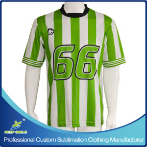 85ed5cacb China Custom Made Sublimated Football Jerseys for Football Game ...