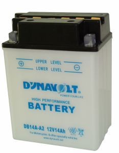 Motorcycle Battery (DB14A-A2)