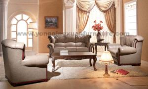 Leather Sofa -698