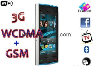 3G Mobile Phone WCDMA GSM (W301)