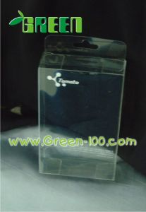 Transparant Plastic Packing Box