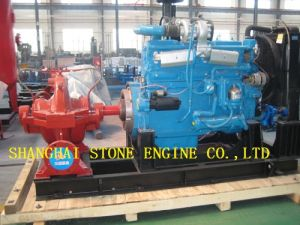 Xbd S Type Single Stage Double Suction Horizontal Fire Pump pictures & photos
