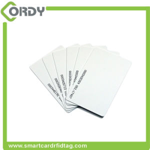 RFID 125kHz Smart ATA5577 Hotel Blank Printed Key Card