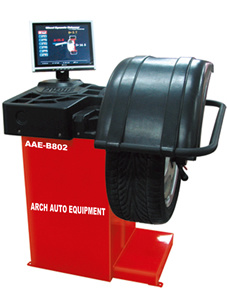 Wheel Balancer with CE (AAE-B802) pictures & photos