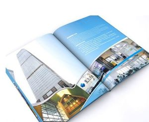 Book/ Calendar/Brochure/ Magazine Printing pictures & photos