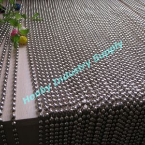 Big 10mm Round Metal Ball Chain Hanging Room Divider
