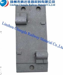 Railway BS80A, BS75, BS90 and 115re Base Plate
