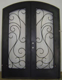 Wought Iron Door (008)