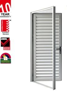 Australia French Louvre Door Sunshades Trickle Vents