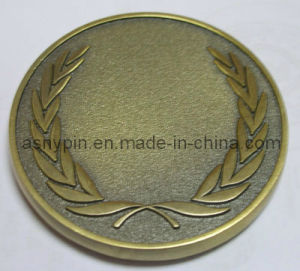 Custom Antique Bronze Coin (ASNY-JL-coin-13060109) pictures & photos