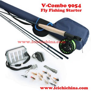 Chinese Low Price Fly Fishing Starter Combo pictures & photos