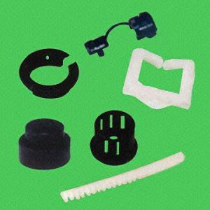 OEM/ODM Clip and Hole-plug Plastic Parts