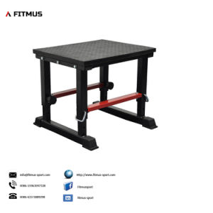 China adjustable steel plyometric box china gym jump box