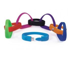 Silicon USB Bracelet, Wristband USB Flash Drive (OM-P152) pictures & photos
