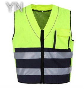 Reflective Clothing, Reflective Jacket, Garment, Workwear, Reflective Vest with High Visibility pictures & photos