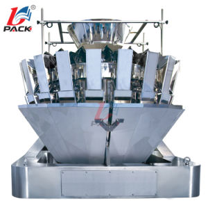 20 Head Weigher for Food Packing Machine