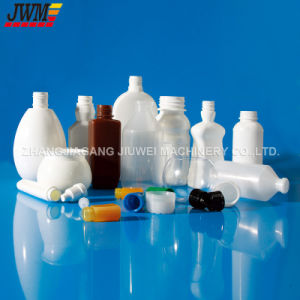 Automatic PP Bottle Injection Blow Moulding Machine (JWM450) pictures & photos