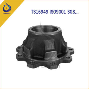 Truck, Trailer, Tractor Parts Iron Casting Wheel Hub pictures & photos