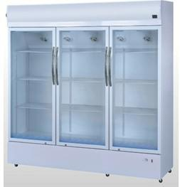 One Glass Door Vertical Showcase LC-1053 Cold Storage pictures & photos